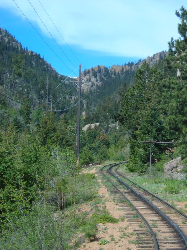 Pikes Peak Cog Railway Photos